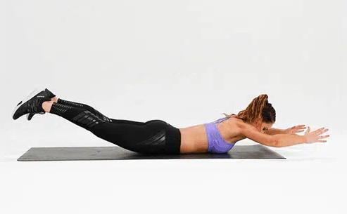 Back-Up: Cara Melakukan dan Otot yang Dilatih