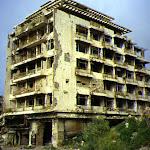 Beyrouth en 1994 (Liban)