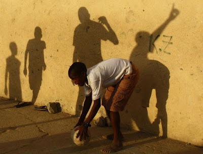 Seeking out the street children of Angola