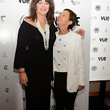 WWW.ENTSIMAGES.COM -   Josie Lawrence and   Tessa Peake Jones      arriving at        World Premiere of Bonobo at the 22nd annual Raindance Film Festival in Vue Piccadilly, London September 25th 2014Feature length which follows a straight laced middle-aged widow as she attempts to remove her daughter from a hippy commune.                                               Photo Mobis Photos/OIC 0203 174 1069