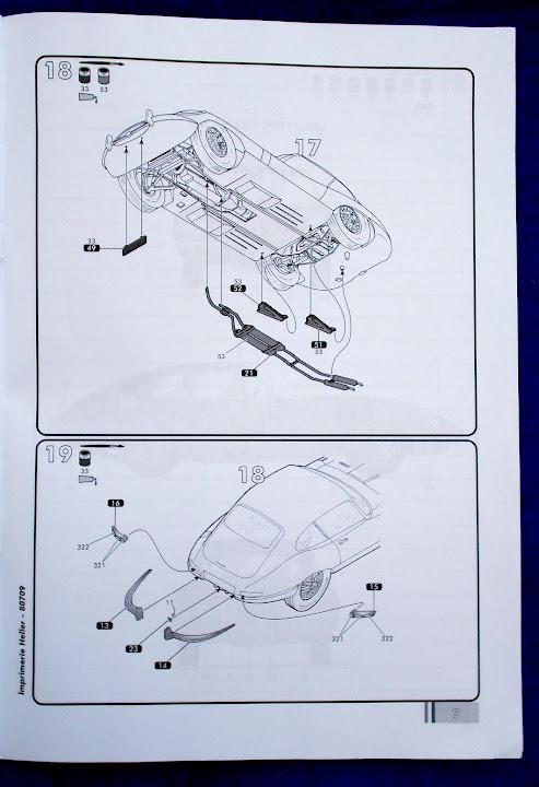 Jaguar type E 3L8 FHC  (heller ) 1/24e ref 80709 Puma%252520et%252520jaguar%252520type%252520e%252520057