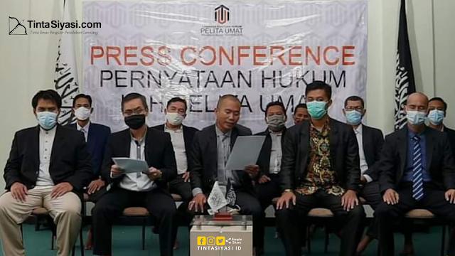 LBH Pelita Umat: Hentikan Kriminalisasi Ulama, Ustaz, dan Aktivis Dakwah
