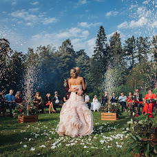 Wedding photographer Andrey Rakhvalskiy (rakhvalskii). Photo of 23.09.2018