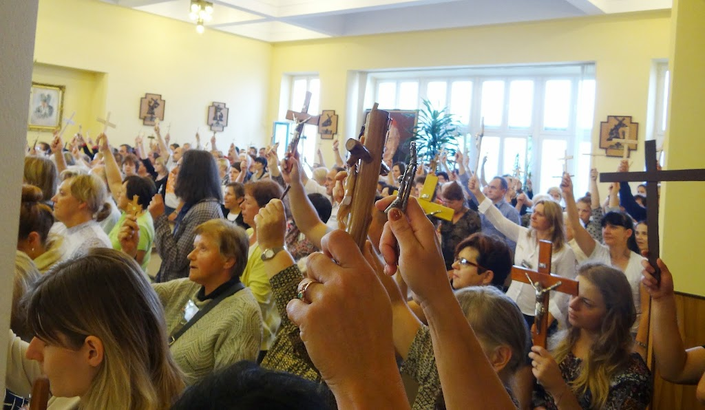 2014 Rekolekcje - Podwyższenie Krzyża Świętego w Częstochowie - DSC07465.JPG