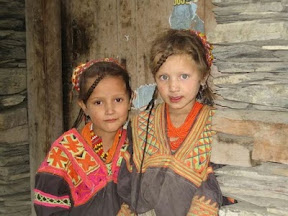 Калаши —  арийцы Азии пакистанских гор