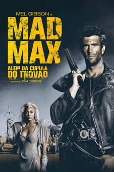 Capa Mad Max 3 – Além da Cúpula do Trovão Torrent