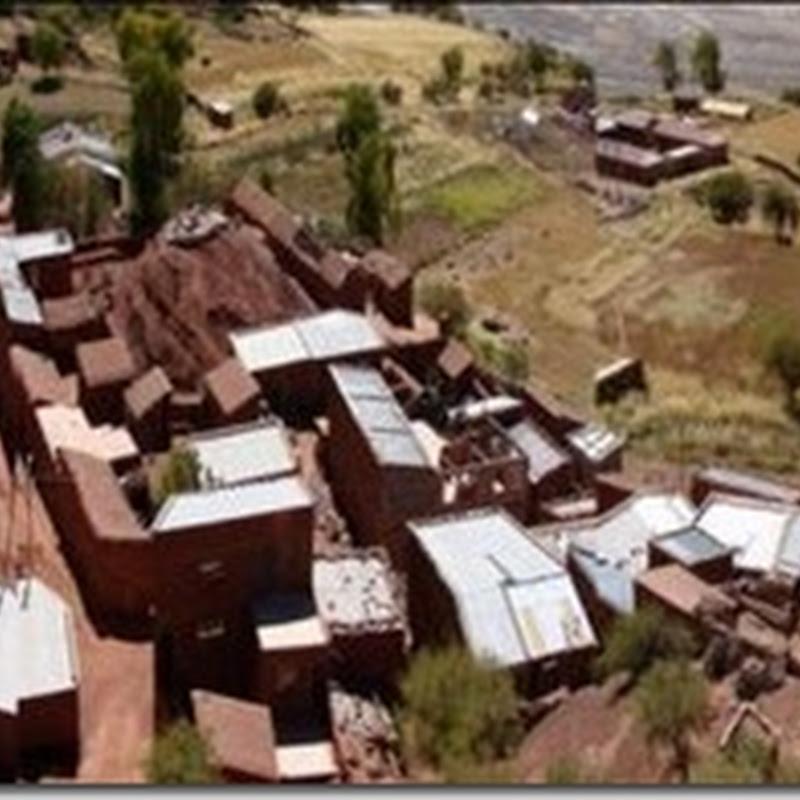 Mojinete: municipio potosino (Bolivia)