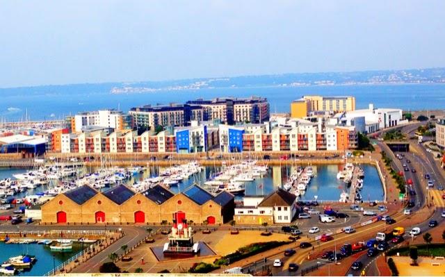 Ilha de Jersey : St Helier