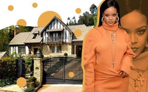 71 Interior Décor Ideas to take from Rihanna's $10m Beverly Hills mansion 2021