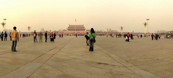 Praça de Tian Anmen