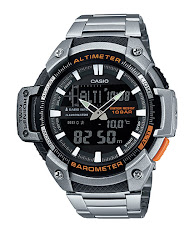 Casio Out Gear : SGW-600H