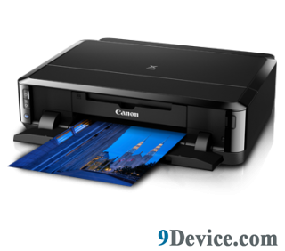 pic 1 - the right way to download Canon PIXMA iP7270 printer driver