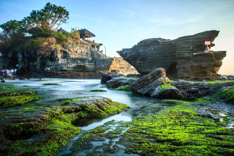 Tranquility at Tanah Lot