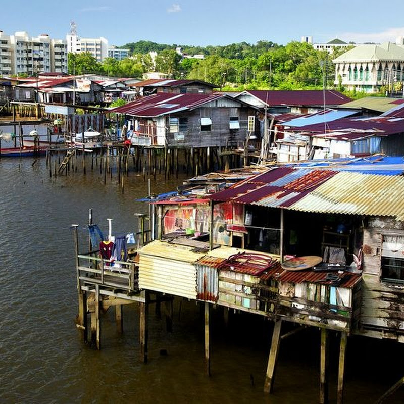 The Water Village of Kampong Ayer