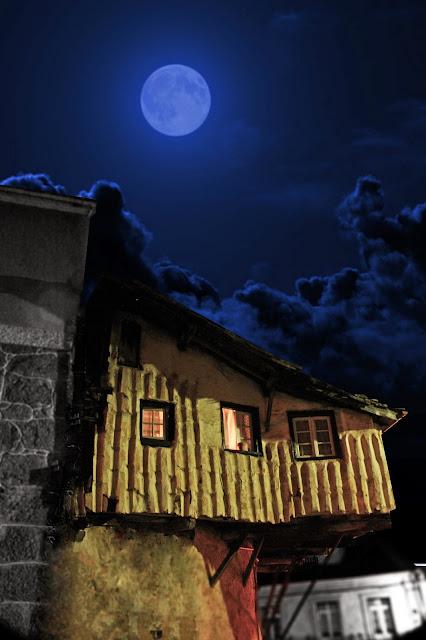 tá lua cheia no vale da Ponte!