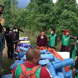 蔣貢康楚仁波切寺院協助2015年4月25日尼泊爾地震救災紀錄
