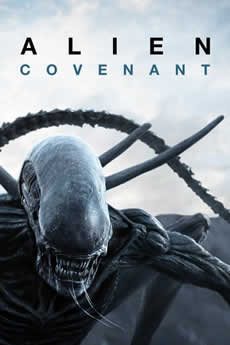 capa Alien Covenant