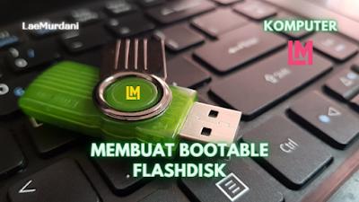 MEMBUAT Installer dengan FLASHDISK