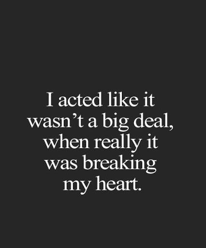 Sadest quotes