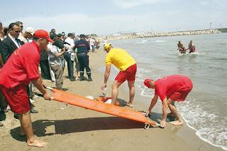 La protection civile dresse un bilan de la saison estivale: 206 décès par noyade enregistrés