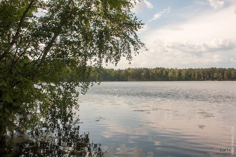 Озеро Глухівське