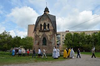 2016 05 06 Храмове свято Свято-Юріївської парафії м.Полтави