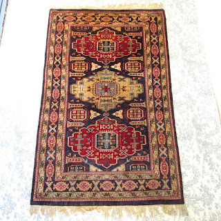 Tribal Wool Area Rug