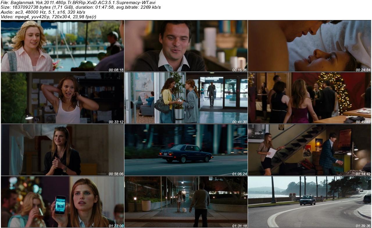Bağlanmak Yok 2011 - 1080p 720p 480p - Türkçe Dublaj Tek Link indir