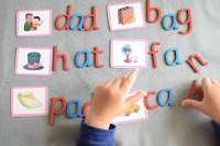 Introducing the Montessori Pink Series for Beginning Reading