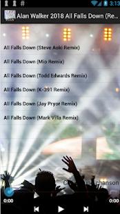 Alan Walker 2018 All Falls Down (Remixes) - náhled