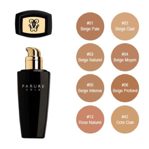 materiale selezionato prima i clienti fascino dei costi my world, my passions my hobby...: Guerlain Parure Gold ...