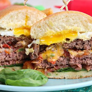 Grand Slam Stuffed Burgers