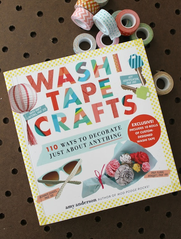 washi tape crafts by amy anderson