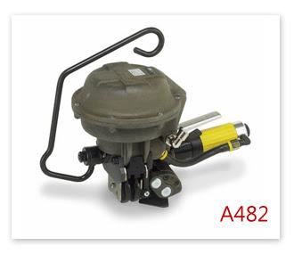 鋼帶氣動打包機A482