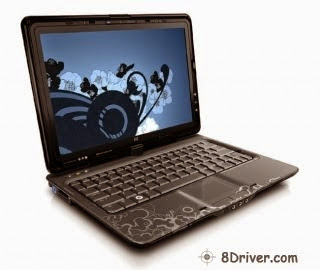 download HP TouchSmart tm2-2110ew Notebook PC driver