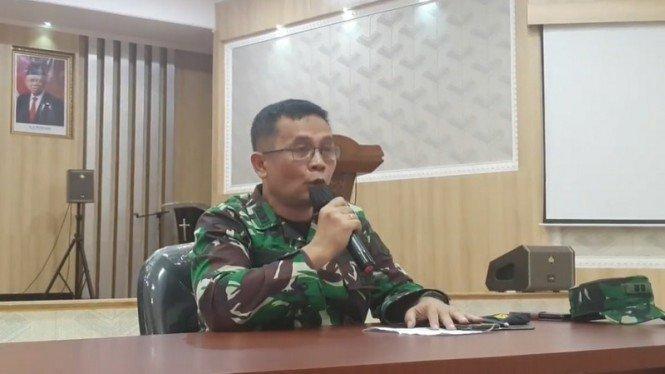 Kodam Bantah Brigjen TNI Junior Bebaskan Warga yang Ditahan Polisi