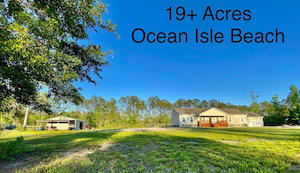 19 Acres / Ocean Isle Beach