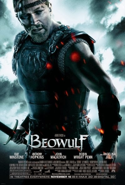 Poster Of Beowulf (2007) Full Movie Hindi Dubbed Free Download Watch Online At alldownloads4u.com
