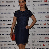 OIC - ENTSIMAGES.COM - Asli Bayram at the  Lan Nguyen-Grealis: Art & Makeup - book launch party in London 17th September 2015 Photo Mobis Photos/OIC 0203 174 1069
