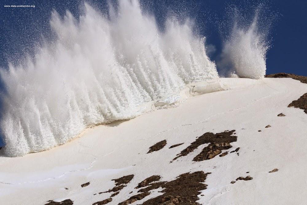 Avalanche Maurienne, secteur Col du Galibier, RD 902 - Valloire - - Photo 1