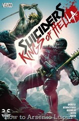Suiciders - Kings of HelL.A. 04-000