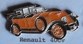 Renault 40 CV landaulet (31)