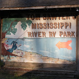 Tom Sawyer's RV Park on the Mississippi