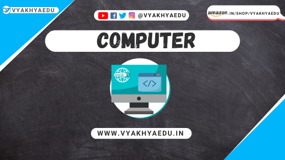 Learn Basic Computer on Vyakhyaedu
