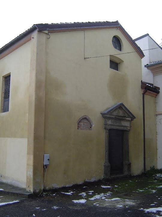 chiesa rosario - lato nord ovest