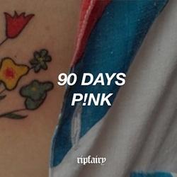 Capa 90 Days – P!nk