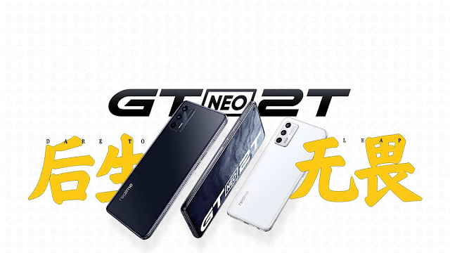 Realme GT Neo 2T & Realme Q3s Launched In China, See Pricing & Specifcations