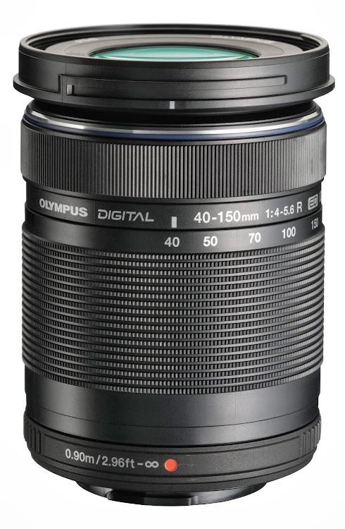 Olympus M.Zuiko 40-150mm F4.0-5.6 R Zoom Lens