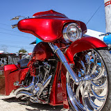 Cabbage Patch Battle of the Baggers - Daytona ­Bike Week ­2014