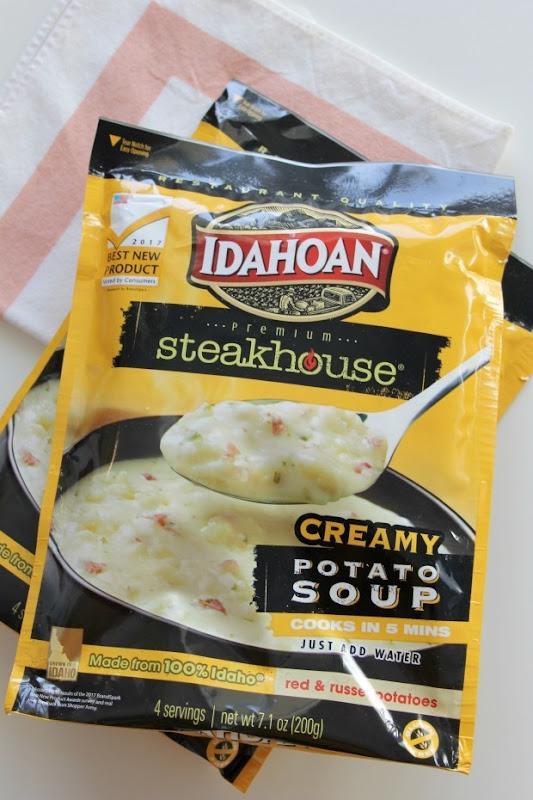 Idahoan Creamy Potato Soup